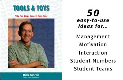 Tools & Toys book